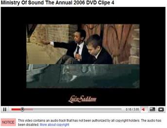 videos mudos de Youtube