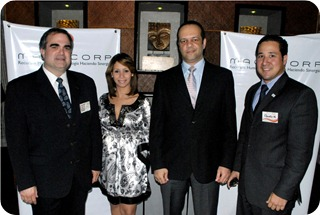 Ricardo Juncadella, Heidi Santana, Pedro Julio Santana Y Claudio Nuñez (2)