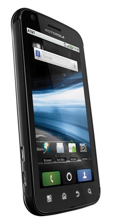 Motorola ATRIX 01 - CES2011