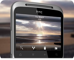 HTC ChaCha camara