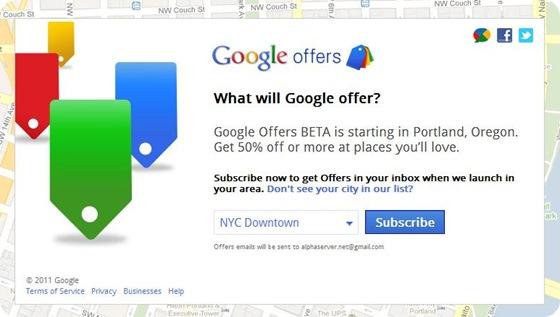 Google Offers