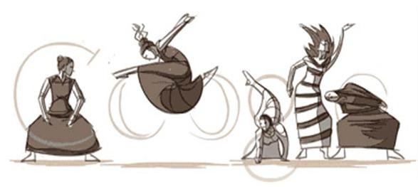 martha-graham-google-doodle-110511