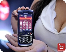 Blackberry en Republica Dominicana