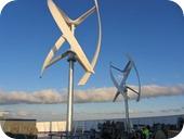 Ferry wind power turbine 4