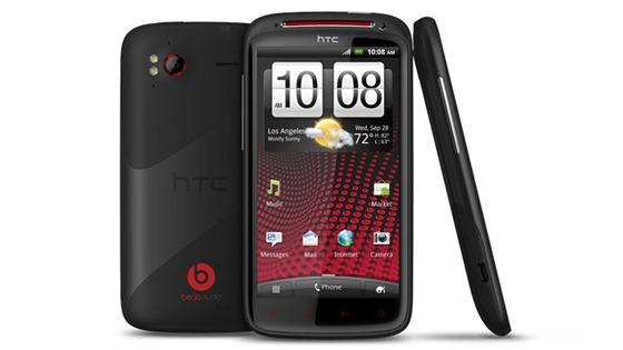 HTC Sensation XE Beat Audio