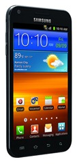 Samsung Galaxy S II, Epic 4G sprint 2