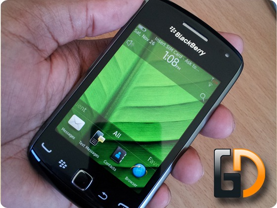 Blackberry-9380GD-00