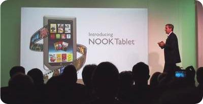 Nook Tablet by StephLauren
