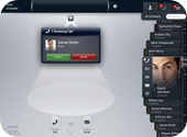 Avaya Flare for iPad 2