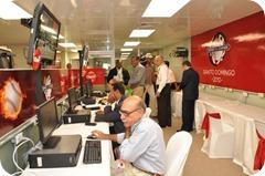 Foto 3 Centro de Prensa Claro Serie del Caribe