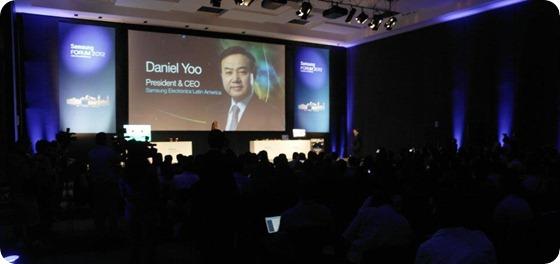 Samsung Forum 2012 | Imagen Gracias a Samsung Peru Fanpage