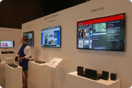 Televisores Inteligentes Samsung - samsung forum 2012