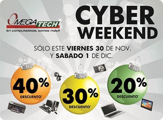 Foto nota Cyber Weekend
