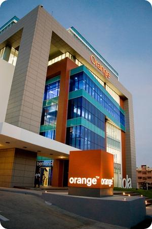 Torre Orange