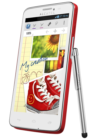 ONE TOUCH SCRIBE EASY Flash red Special1 V1.0