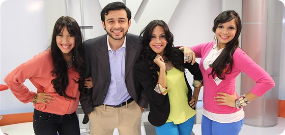 Talentos jovenes del canal 47