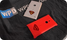 Nokia Lumia 925 Superman Limited Edition 2