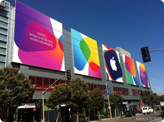 WWDC2013 by kitetoa