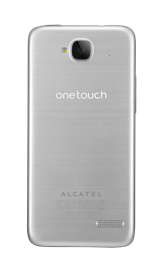ONE TOUCH IDOL MINI Silver Back V1.0