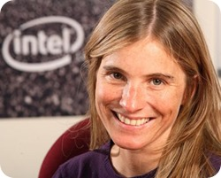 Rocio Posada, Gerente de Marketing de Consumo de Intel para América Latina