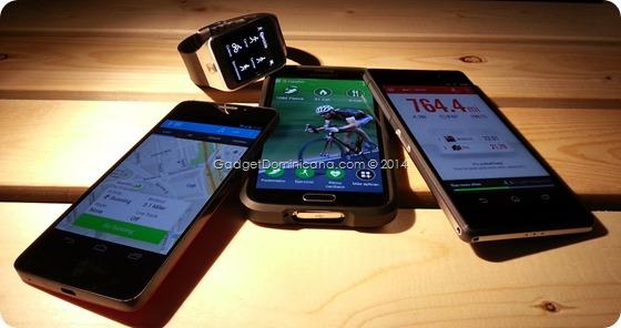 Health and Fitness App in Smartphones