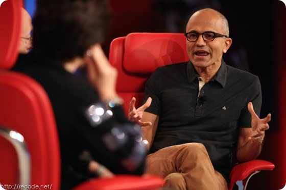 CEO Satya Nadella - Talks the Future of Microsoft