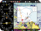 Cartas de aproximación   instrumentos de vuelo