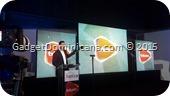 Sergio Carlo Muestra la SmartBox de TRICOM