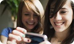 Two-teenage-girls-using-s-010