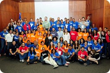 21-06-2015. StartUp Weekend Education Sto. Dgo. Angel Gonzalez.