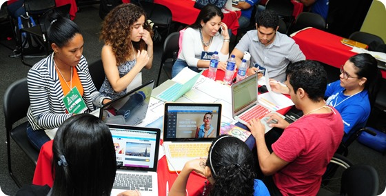 20-06-2015.Startup Weekend Education Sto. Dgo. Angel Gonzalez.