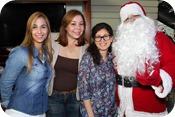 6 Carolina Guzman, Tammy Reynoso y Virginia Perdomo