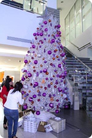 Arbol de Navidad Altice