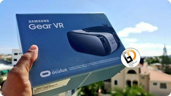 gear VR encaja