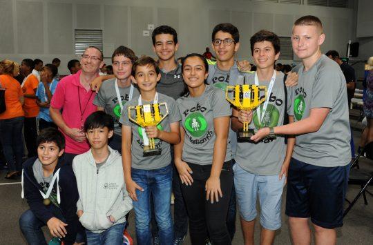 Carol Morgan School - Equipo Robo Platanos