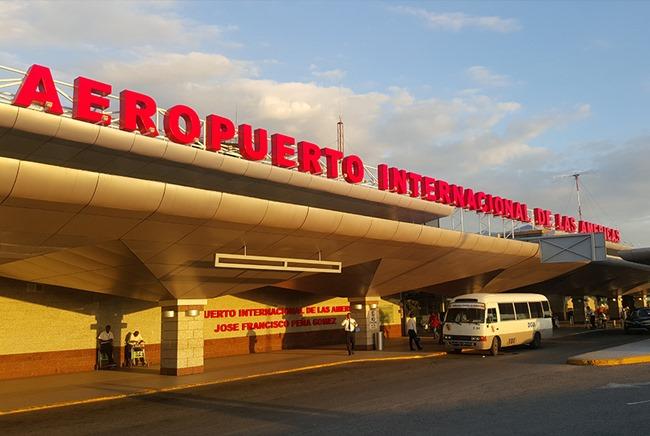 Wifi Gratis Aeropuerto Las Americas 2