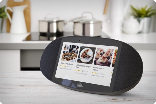 When JBL met Google 5