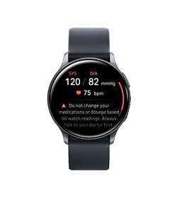 Galaxy Watch Blood Preassure1