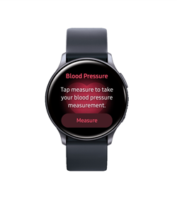 Galaxy Watch Blood Preassure2