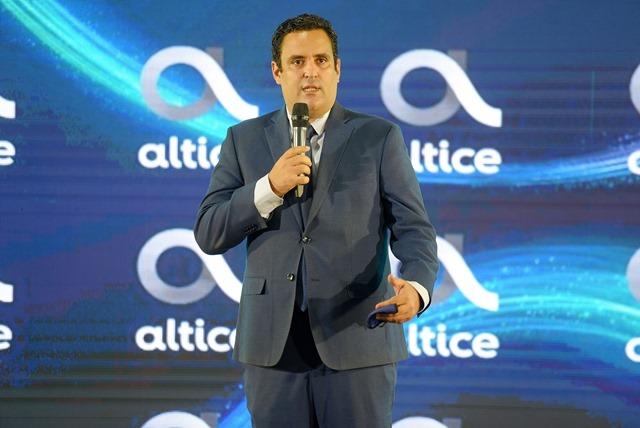 Danilo Ginebra, Vicepresidente Comercial del segmento personal de Altice.